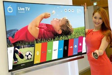 Tivi LED LG 49LF630T chạy nền tảng WebOS
