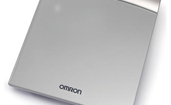 Cân sức khoẻ Omron HN-283 hiển thị cân nặng chính xác