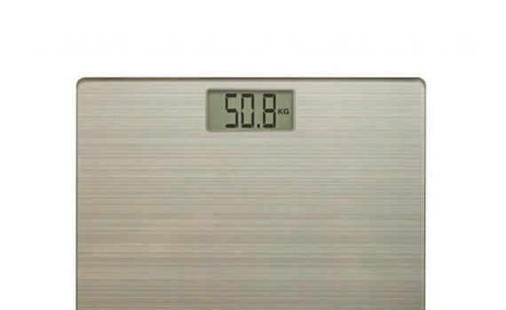 Cân sức khoẻ Omron HN-286 hiển thị cân nặng chính xác