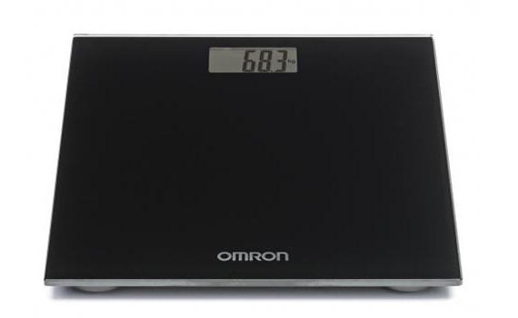 Cân điện tử Omron HN-289 được thiết kế đẹp mắt
