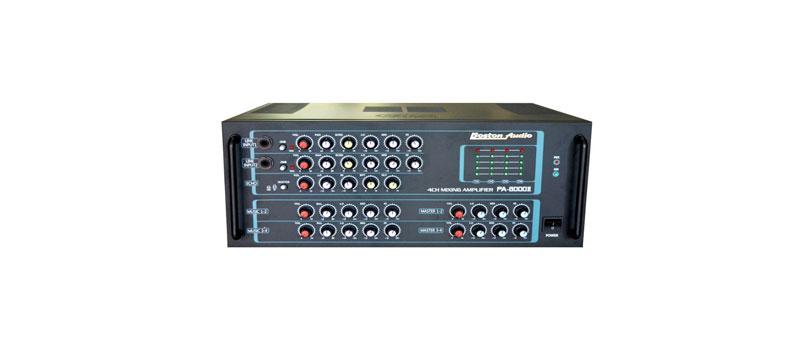 Amply Boston Audio PA-8000II sản phẩm chất lượng giá rẻ