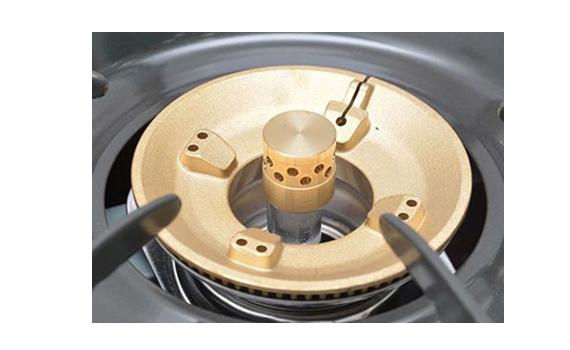 Bếp gas Rinnai RV-860GSB(M) đầu hâm giúp tiết kiệm gas tối đa