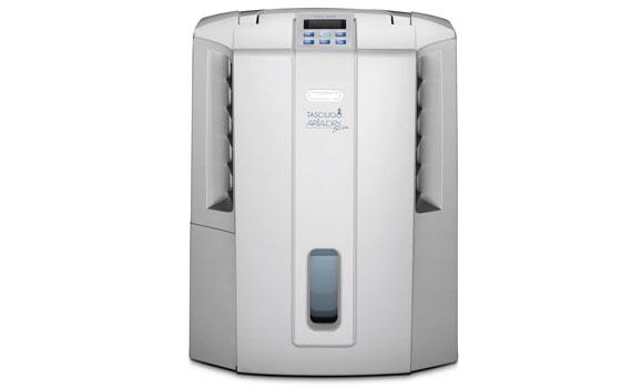 Máy hút ẩm Delonghi DES16EW thiết kế hiện đại