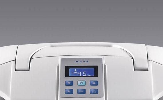 Máy hút ẩm Delonghi DES16EW tiết kiệm điện