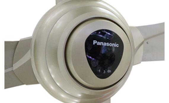 Quạt trần Panasonic F-56MPG-GO Vàng chức năng ghi nhớ tốc độ