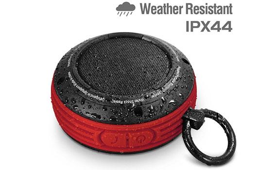 Loa Divoom Voombox Travel thiết kế chống nước, chống va đập