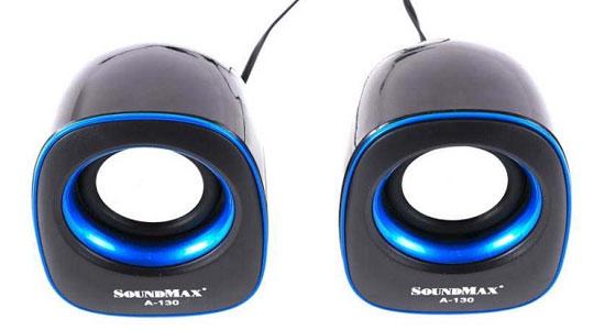 Loa vi tính Soundmax A130 chất lượng cao