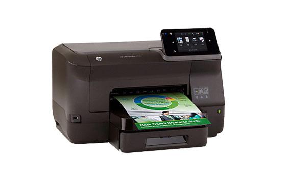 Máy in phun HP 251DW - CV136A dễ sử dụng