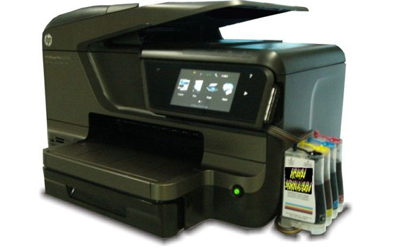 Máy in phun HP 251DW - CV136A màu sắc  chất lượng