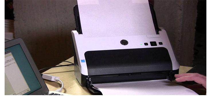 Máy scan HP PRO 3000 S2 - L2737A thiết bị văn phòng hiện đại