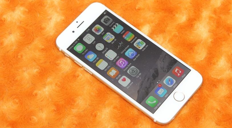 iPhone 6 16GB trang bị màn hình 4.7 inches