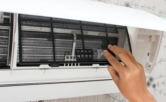 Máy lạnh Panasonic CU/CS-KC12QKH-8 trang bị màng lọc khuẩn hiệu quả