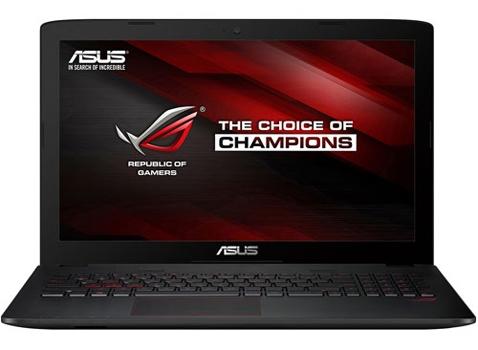 Máy tính xách tay Asus ROG GL552JX chính hãng, giá rẻ