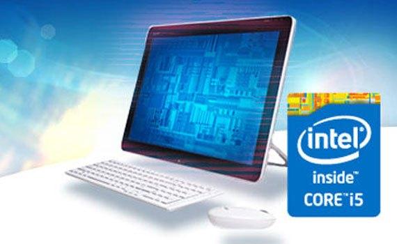 Máy tính xách tay Dell Inspiron 15 3543 sử dụng chip Intel Core i5