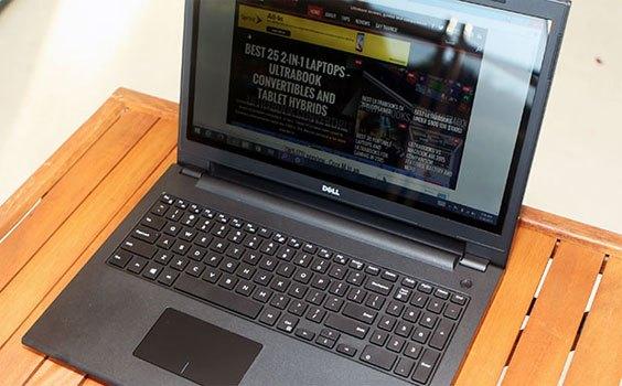 Máy tính xách tay Dell Inspiron 15 3543 với kết nối đa dạng