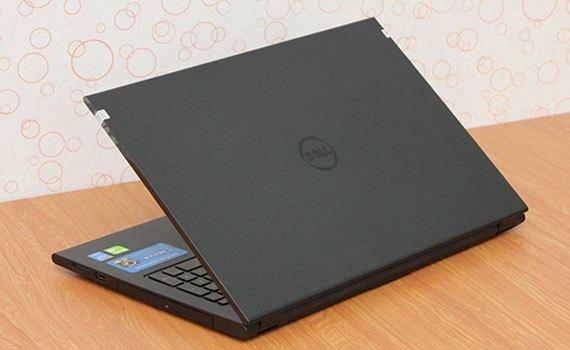 Máy tính xách tay Dell Inspiron 15 3543 mang thiết kế cứng cáp