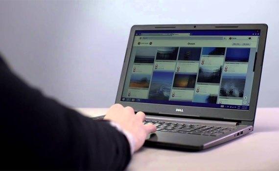 Máy tính xách tay Dell Inspiron 3558 trang bị màn hình LED 15.6 inches