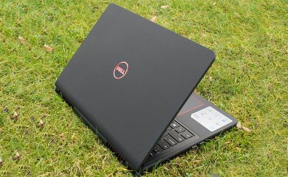 Máy tính xách tay Dell Inspiron N7559 thiết kế cứng cáp, mạnh mẽ
