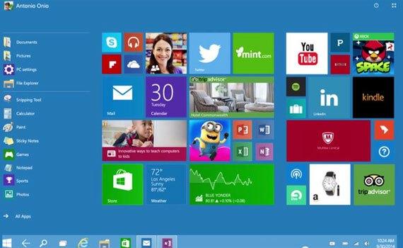 Máy tính xách tay Dell Inspiron N7559 chạy nền tảng Windows 10 bản quyền
