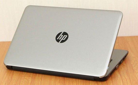 Máy tính xách tay HP AC144TU với gam màu bạc tinh tế