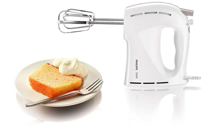 Máy đánh trứng loại nào tốt? Máy đánh trứng cầm tay Philips HR1459