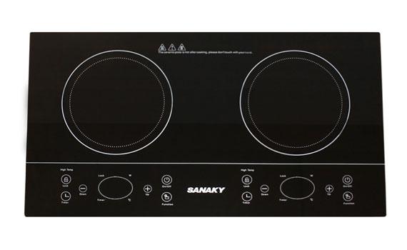 Bếp hồng ngoại loại nào tốt? Bếp hồng ngoại Sanaky SNK-201HGW