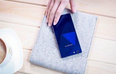 Điện thoại OPPO Mirror 5 với chip Snapdragon mạnh mẽ