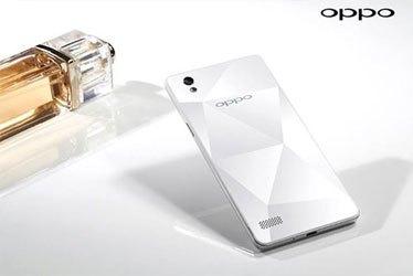 Điện thoại OPPO Mirror 5 chạy trên nền tảng Android mới