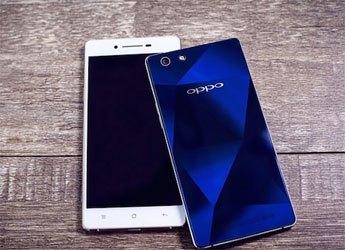 Điện thoại OPPO Mirror 5 với thiết kế độc đáo