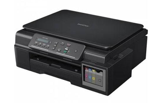 Kết nối nhanh với thiết bị cùng máy in phun Brother DCP-T300.
