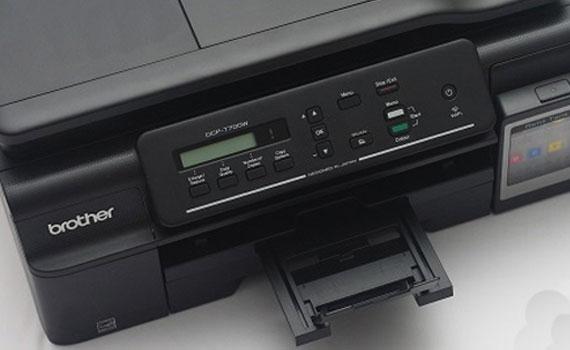 Máy in đa chức năng Brother DCP-T700W dễ thao tác.