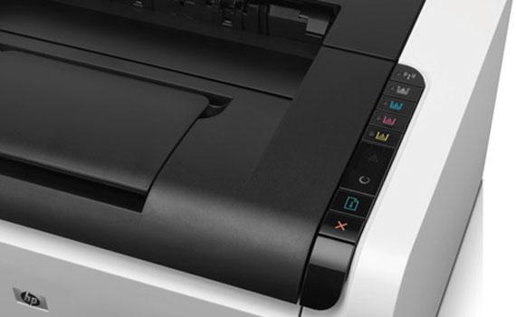 Máy in laser HP LaserJet Pro CP1025 tích hợp nhiều công nghệ hiện đại
