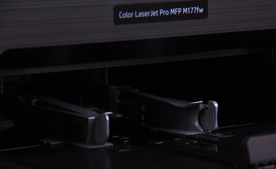 Máy in laser HP MFP M177FW CZ165A hạn chế kẹt giấy khi sử dụng