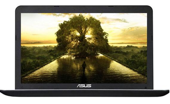 Thiết kế laptop Asus A556UR DM096D nhỏ gọn, bắt mắt