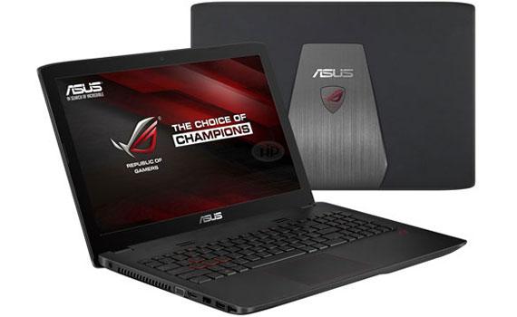 Laptop Asus ROG GL552VX DM070D giá ưu đãi tại Nguyễn Kim
