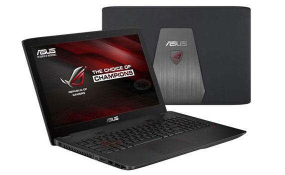 Laptop Asus ROG GL552VX DM143D giá ưu đãi tại Nguyễn Kim