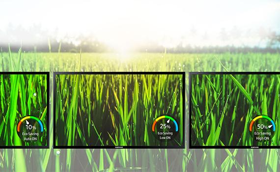 Màn hình vi tính Samsung LS19F350HNEXXV giảm chi phí điện năng.