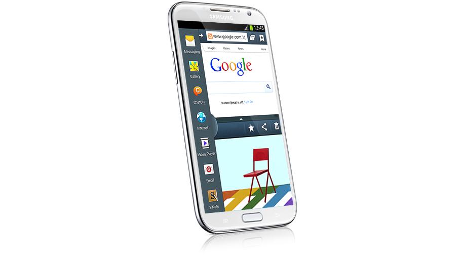 Samsung Galaxy Note 2 N7100 làm nhiều việc trên 1 màn hình