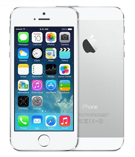 Điện thoại iPhone 5s 16GB chính hãng giá rẻ