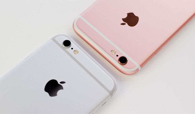 iPhone 6s có camera 12 megapixels, quay phim 4K