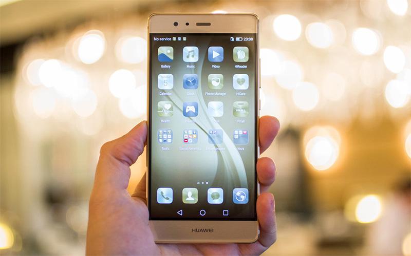 Điện thoại Huawei P9 gold chip 8 nhân RAM 3GB