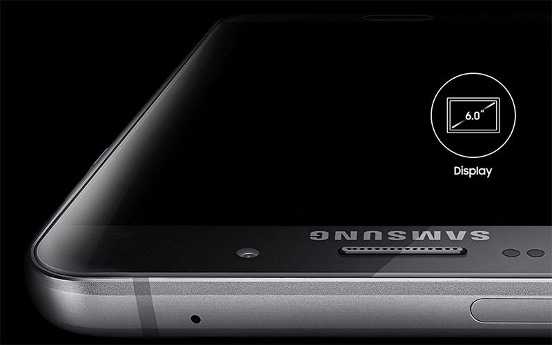 Điện thoại Samsung Galaxy A9 Pro có màn hình Super AMOLED 6 inch