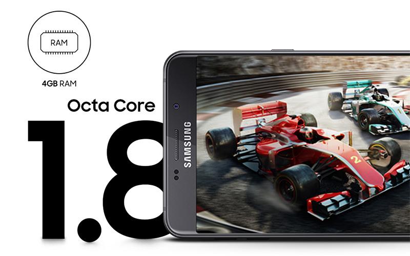 Điện thoại Samsung Galaxy A9 Pro chip lõi 8, RAM 4GB