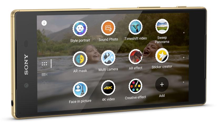 Sony Xperia Z5 màu đen quốc tế nguyên seal !!!! - 1