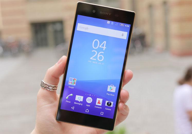 Sony Xperia Z5 màu đen quốc tế nguyên seal !!!! - 10