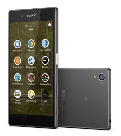 Điện thoại Sony Xperia Z5 Dual black giá bao nhiêu