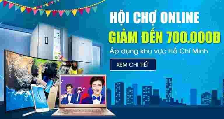 Mua hàng trên App - Trúng Smart Tivi mỗi tuần tại Nguyễn Kim.