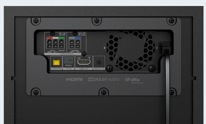 Dàn âm thanh Soundbar Sony 5.1 HT-S500RF