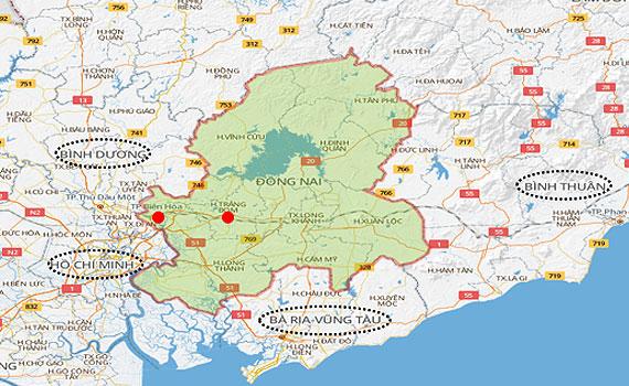 Nguyễn Kim khu vực Biên Hòa Đồng Nai