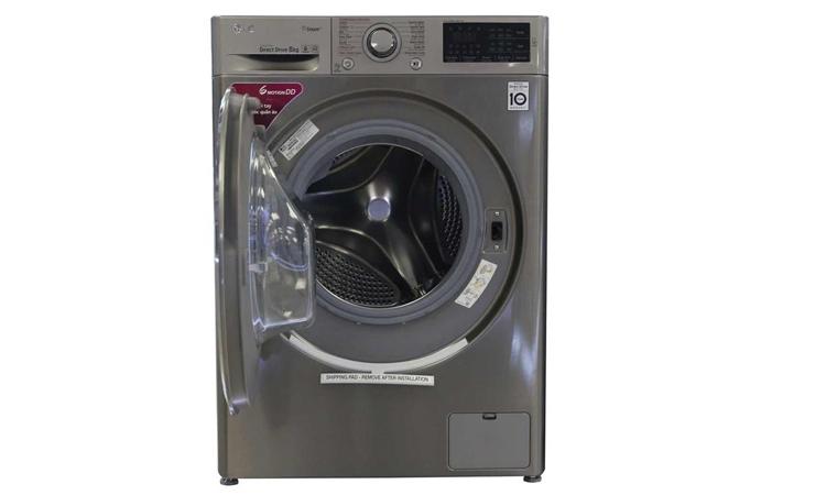 Máy giặt LG FC1408S3E có khối lượng giặt 8kg